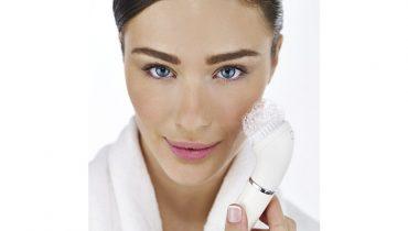 braun facial cleansing brush