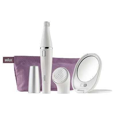 braun facial cleansing brush review