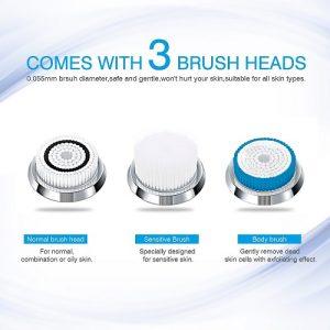 hangsun cleansing system portable face exfoliator