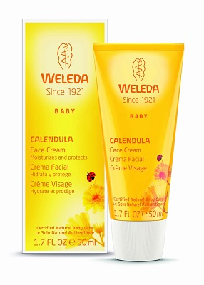 weleda cream