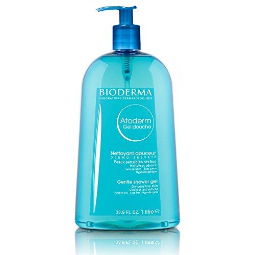 best shower gel for sensitive skin